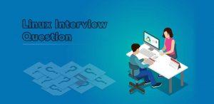 Linux Interview Question