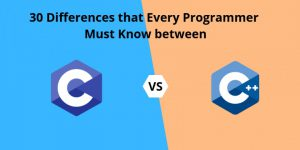 What is difference between C and C++ ?
